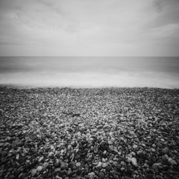 Sea and shore pinhole study