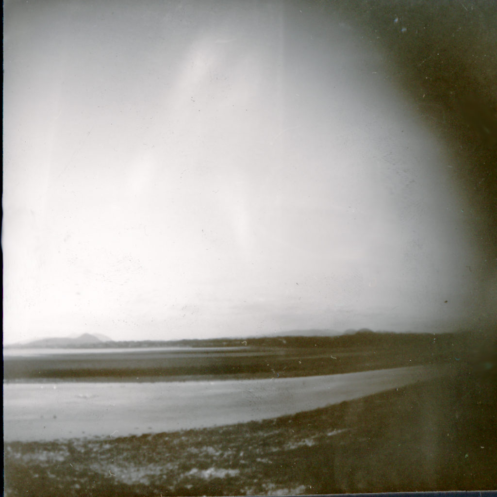 Pinhole Image - From Musselburgh