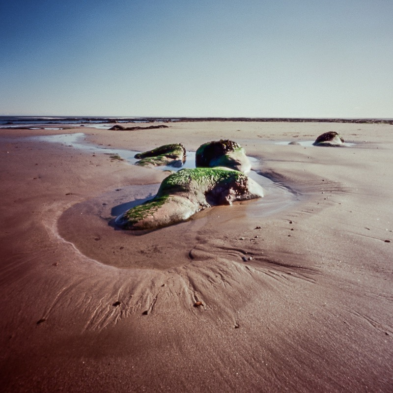 North Sea pinhole A Borthwick