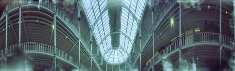 anamorphic pinhole national museum of scotland Graeme pow