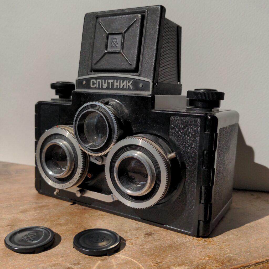 Sputnik Stereo Camera